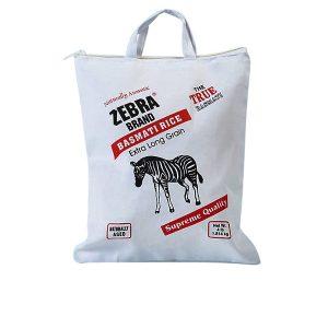 ZEBRA Basmati Rice Extra Long Grain (4 Lb)