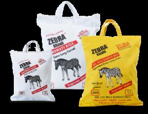 Zebra Rice